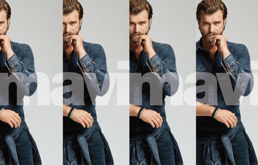 KIVANC TATLITUG FOR MAVI BACKSTAGE VIDEO