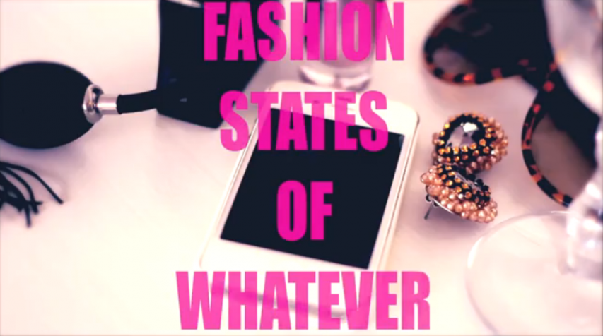 Fashion States of Whatever