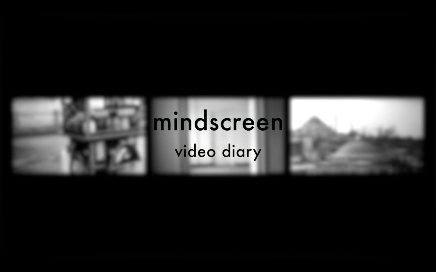 Mindscreen Video Diary