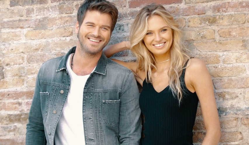 MAVI SS 2018 WITH ROMEE STRIJD AND KIVANC TATLITUG